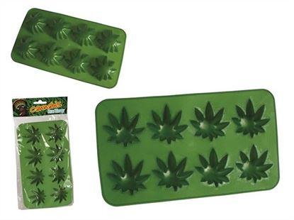 Obrázek Forma na led - marihuana