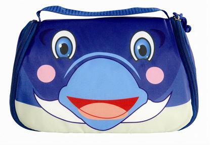 Obrázek Svačinový box s motivem zvířátka - Delfín