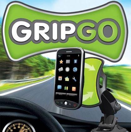 Obrázek z Univerzální držák do auta GripGo