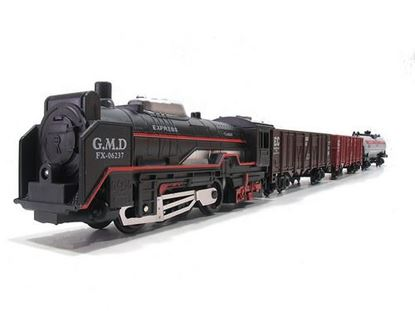 Obrázek Vlaková souprava Rail King