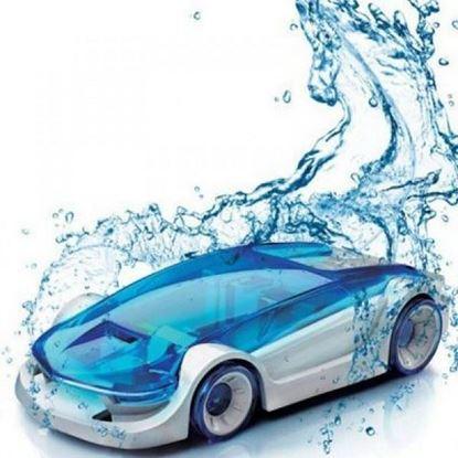 Obrázek Auto na vodu