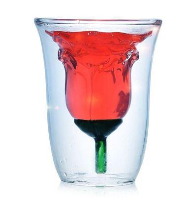 Obrázek Sklenice Růže