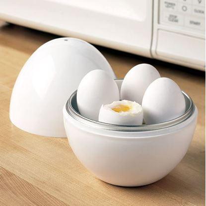 Obrázek Vařič vajec do mikrovlnky