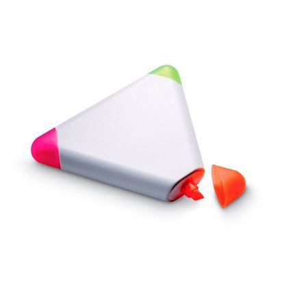 Obrázek Plastový zvýrazňovač Triangl