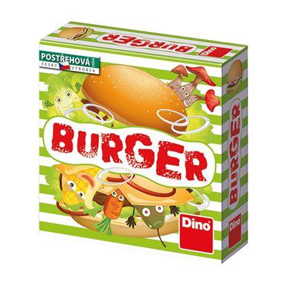 Obrázek Cestovní hra Burger