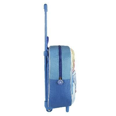 Obrázek 3D cestovní kufřík Ledové království