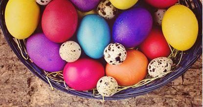 Obrázek Barvy na vajíčka
