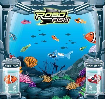 Obrázek Robo ryba