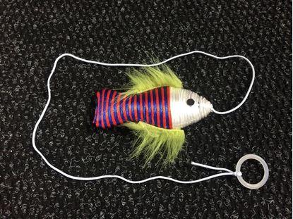Obrázek Hračka pro zvířata - rybička