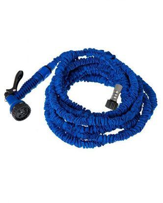 Obrázek Zahradní flexi hadice 30 M - modrá