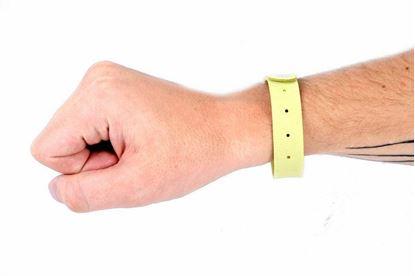 Obrázek Repelentní náramky - žluté