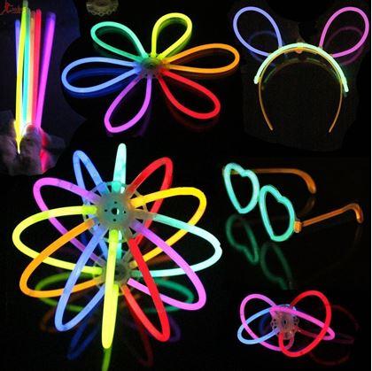 Obrázek z Svítící tyčinky LightStick 100 ks