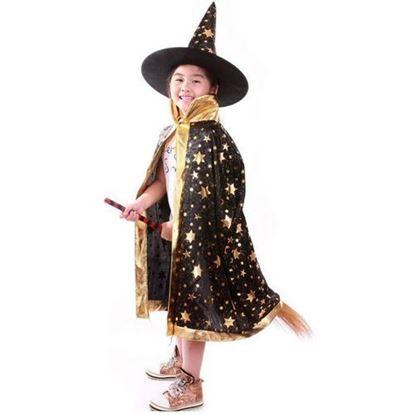 Obrázek Karnevalový čarodějnický set pro děti