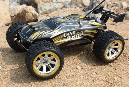 Obrázek RC model Land Buster - žlutý