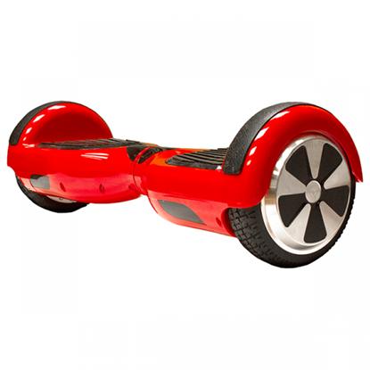 """Obrázek Hoverboard SPORT 6,5"""" (red) - značková baterie"""