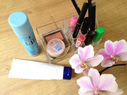 Obrázek Organizér na kosmetiku - malý