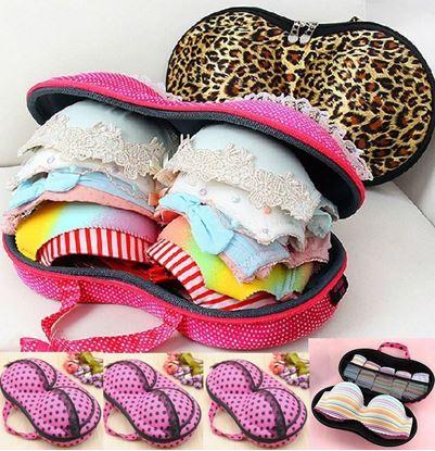 Obrázek Cestovní organizér na spodní prádlo - růžový