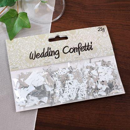 Obrázek Svatební konfety