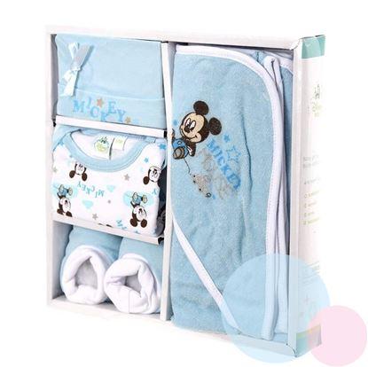 Obrázek 4dílná novorozenecká souprava Mickey