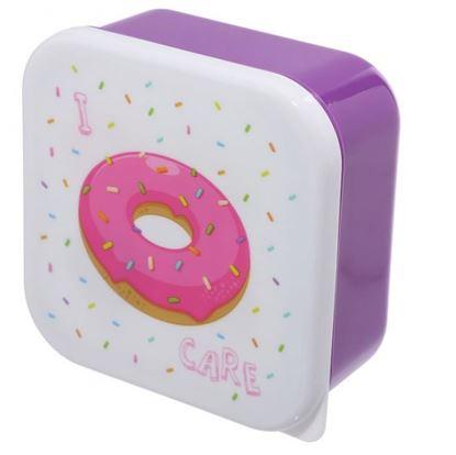 Obrázek Sada 3 krabiček na jídlo - Kobliha