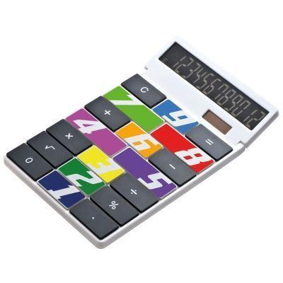 Obrázek z Designová barevná kalkulačka
