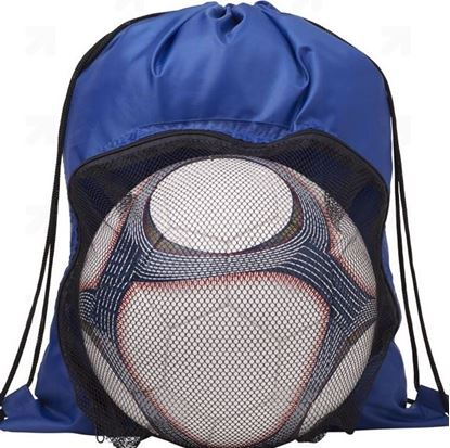 Obrázek Fotbalový batoh s kapsou na míč