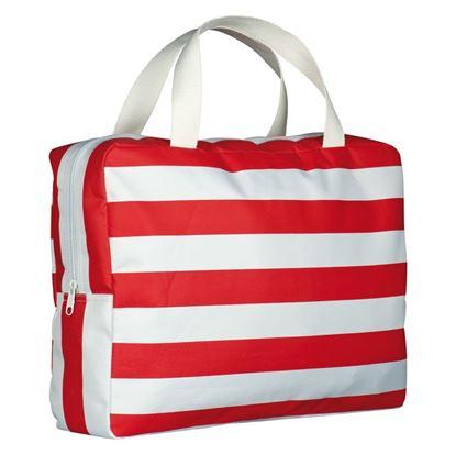 Obrázek Pruhovaná plážová taška