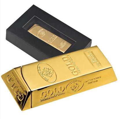Obrázek Zapalovač - zlatá cihlička