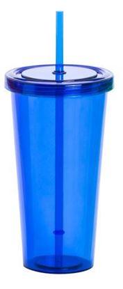 Obrázek Barevný plastový kelímek