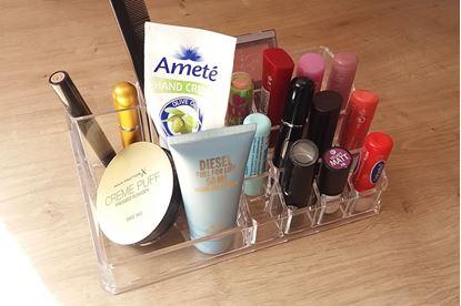 Obrázek Organizér na kosmetiku - velký
