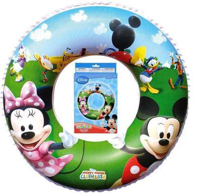 Obrázek Nafukovací kruh 56 cm Minnie a Mickey Mouse