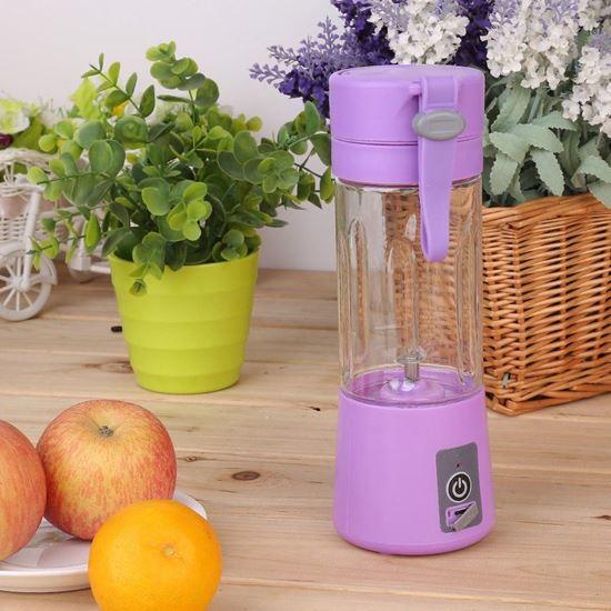 Obrázek z USB smoothie mixér - fialový