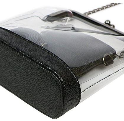 Obrázek z Designová kabelka - černá