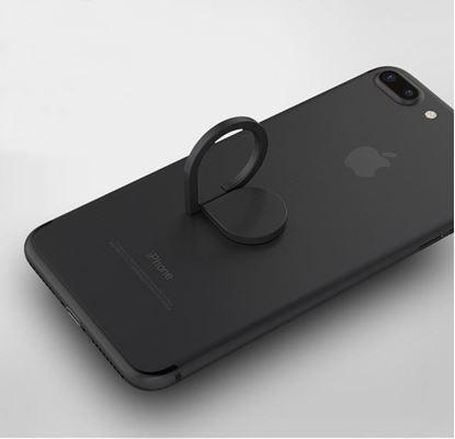 Obrázek Kroužek na mobil - černý