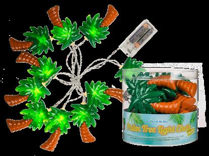 Obrázek Světelný řetěz - palmy