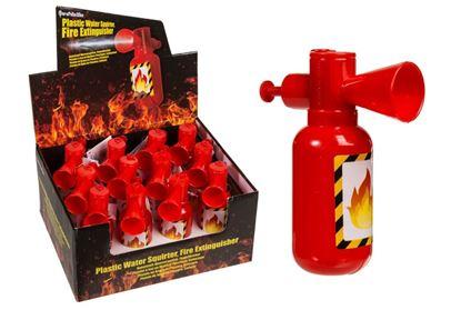 Obrázek Stříkací hračka - hasičák