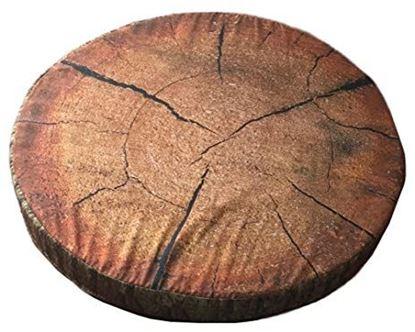 Obrázek Podsedák dřevo - hnědý