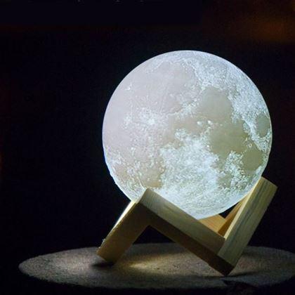 Obrázek z Lampička - měsíc