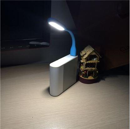 Obrázek USB světlo k notebooku - modré