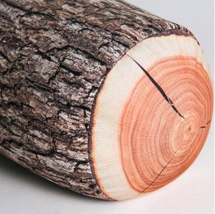 Obrázek z Polštář Dřevěné poleno