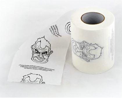 Obrázek z Toaletní papír Miloš