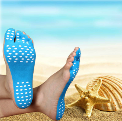 Obrázek Ochranné nálepky na chodidla