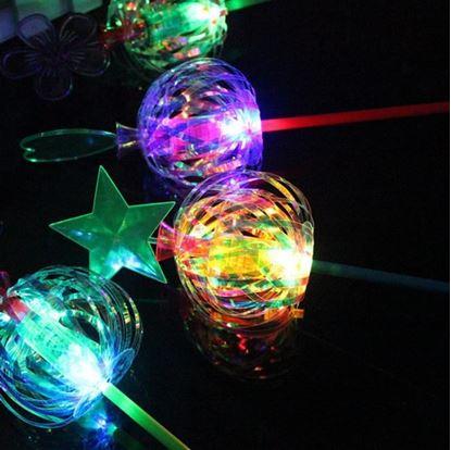 Obrázek Hůlka - bublinová iluze
