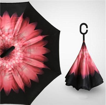 Obrázek z Obrácený deštník - květina