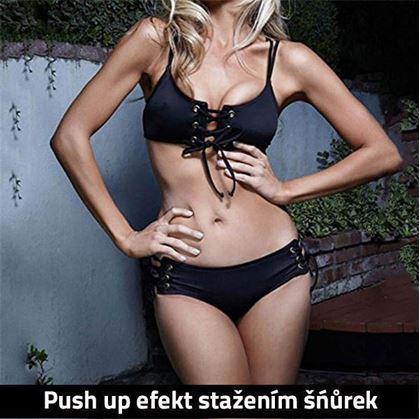 Obrázek z Push up plavky - L