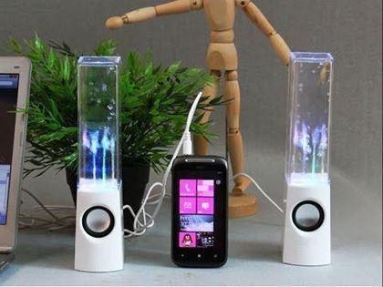 Obrázek z Reproduktor - Tančící voda