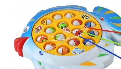 Obrázek z Hra Chytání rybiček