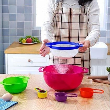 Obrázek z Praktická sada do kuchyně 10 ks