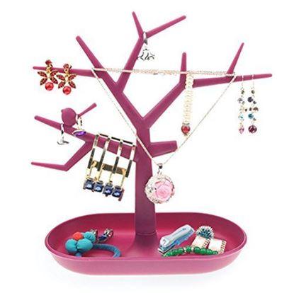 Obrázek Strom na šperky - růžový