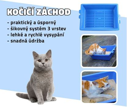 Obrázek Kočičí záchod